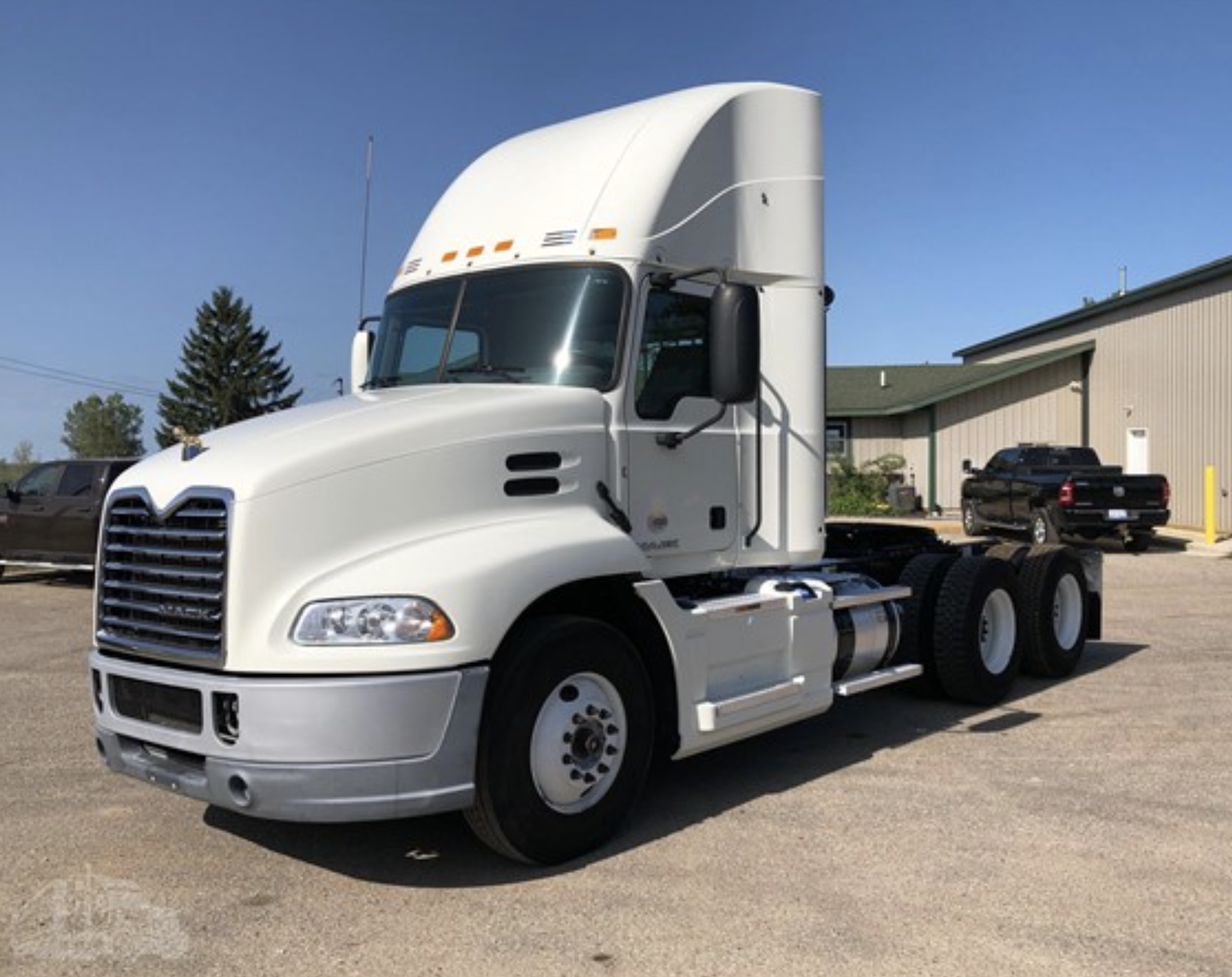 Heavy, medium and light duty vehicles available through 1st Source Truck Sales.